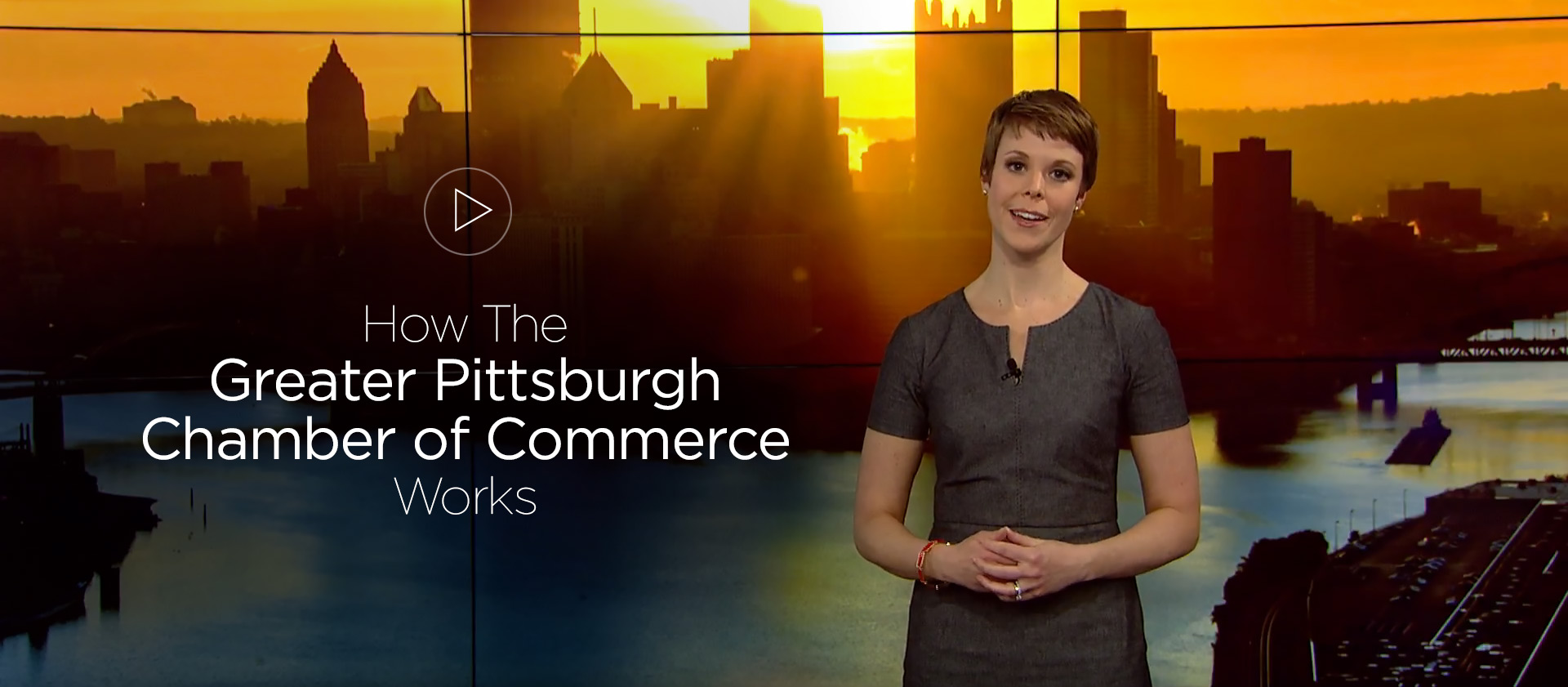 How The Greater Pittsburgh Chamber of Commerce Works